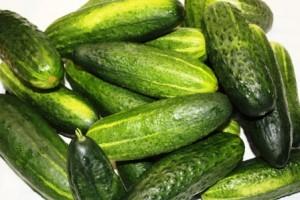 Gurken als Gemüse zubereiten