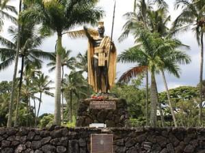 Kamehameha Statue Hilo