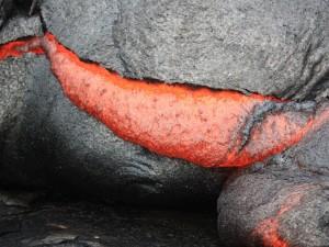 Pahoehoe - Lava