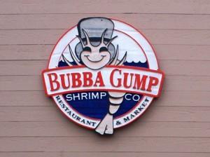 Bubba Gump Shrimp Company San Francisco