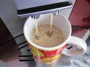 Kaffee-Geschmack