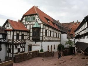 Burghof Wartburg