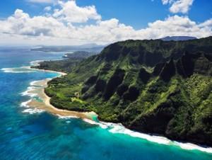 Hawaii-Insel Kauai