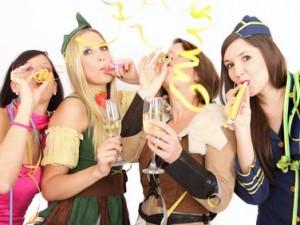 Fasching und Karneval feiern