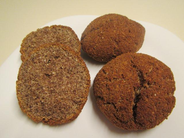 glutenfreie Low Carb Brötchen