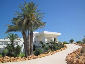 Thalasso Spa Bereich Djerba Plaza